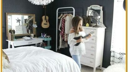 Paint Colors For Teenage Girl Rooms