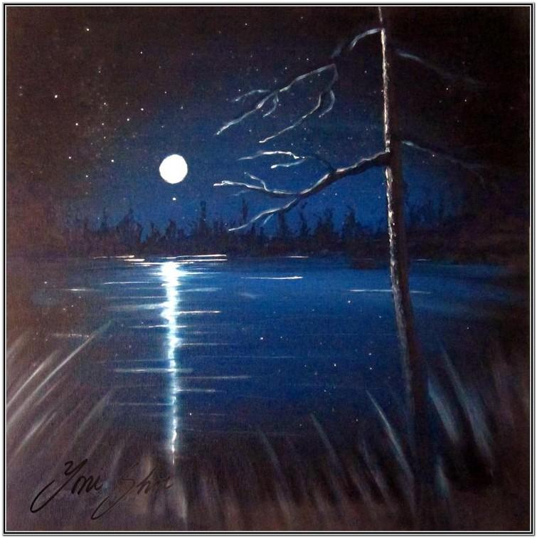 Paint Night Ideas At Home