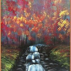 Paint Nite Ideas Fall