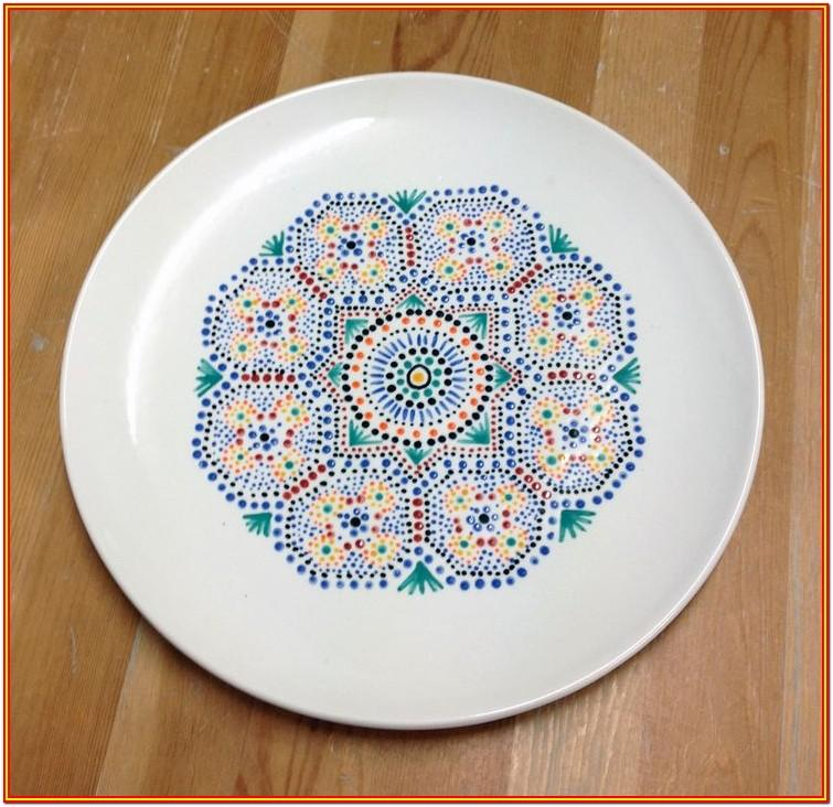 Paint Your Own Pottery Plate Ideas