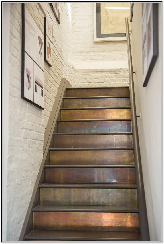 Painted Basement Stairs Ideas