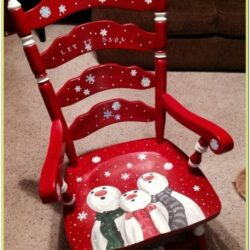 Painted Chair Ideas Pinterest