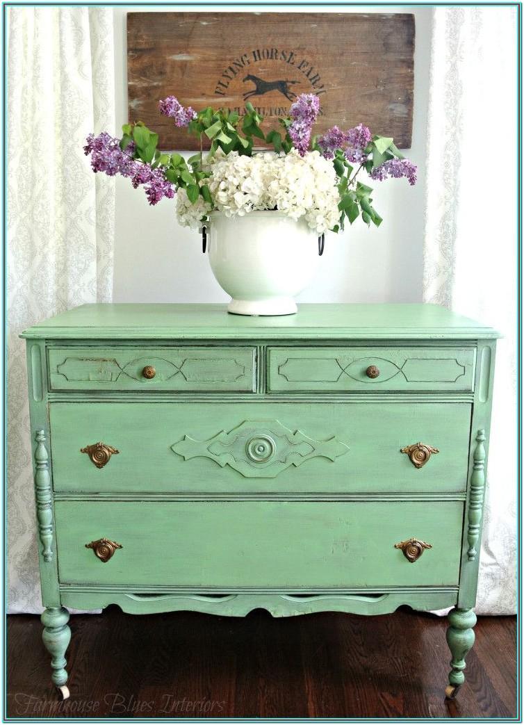 Painted Desk Ideas