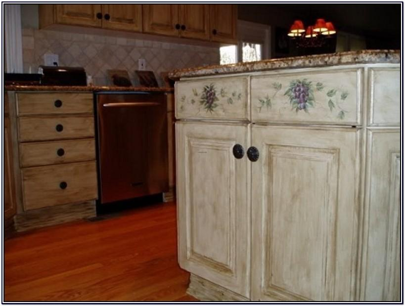 Painted Kitchen Cabinets Ideas Colors