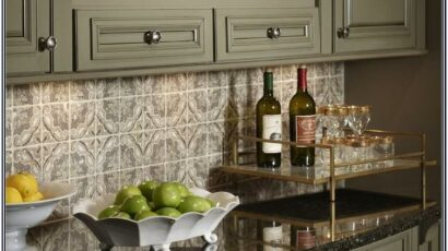 Painted Kitchen Cabinets Ideas With Dark Countertops
