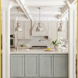 Painted Kitchen Hutch Ideas