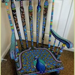 Painted Rocking Chair Ideas