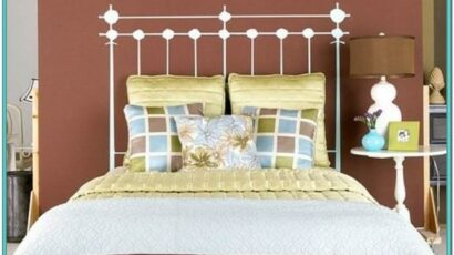 Painted Wall Headboard Ideas