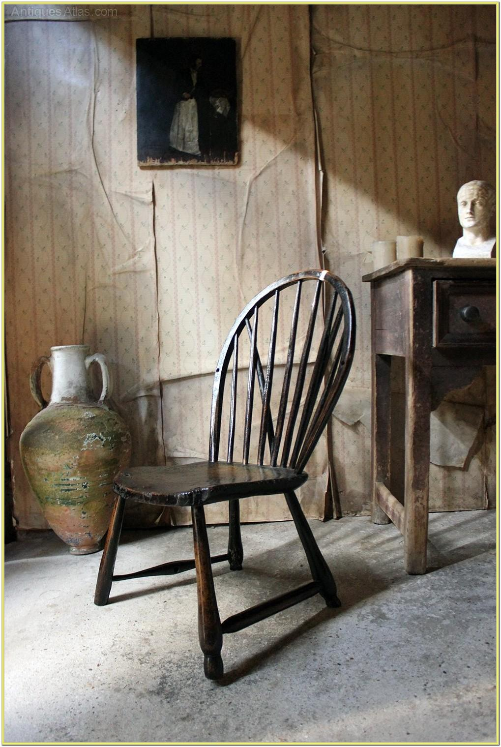 Painted Windsor Chair Ideas