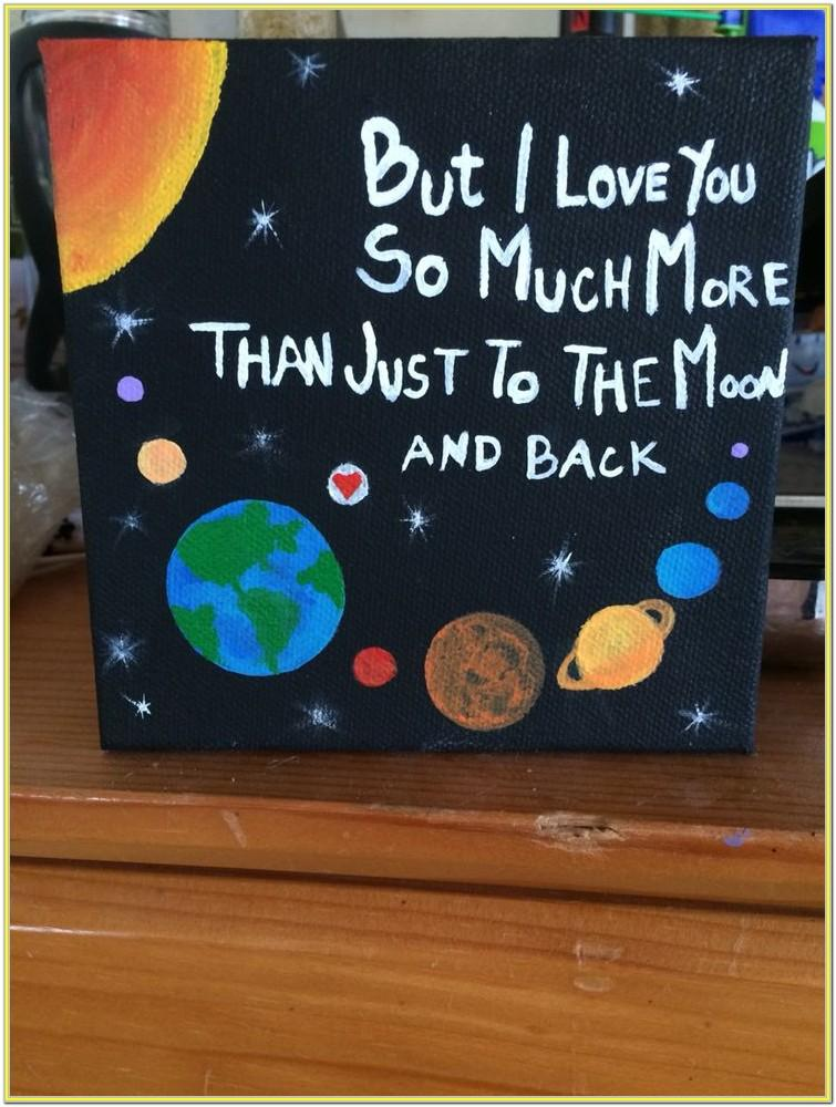 painting gift ideas for boyfriend