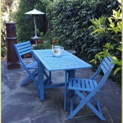 Patio Furniture Paint Ideas