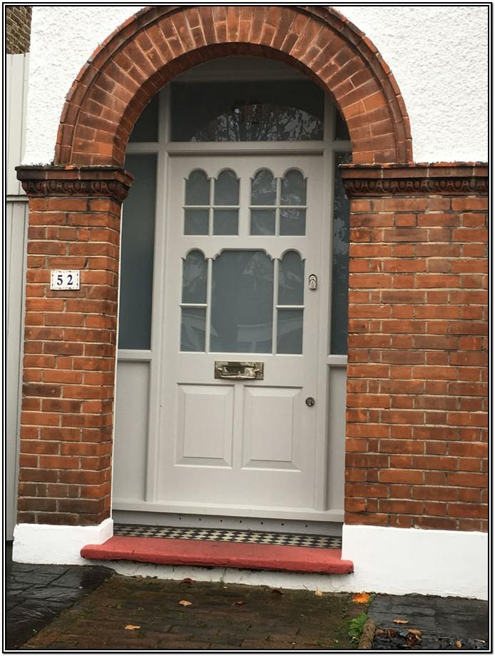 Period Front Door Colours