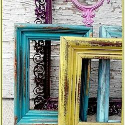 Picture Frame Painting Design Ideas