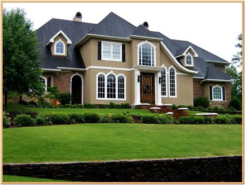 pictures of exterior home colors