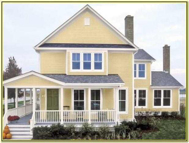Popular Color Schemes For Exterior Homes
