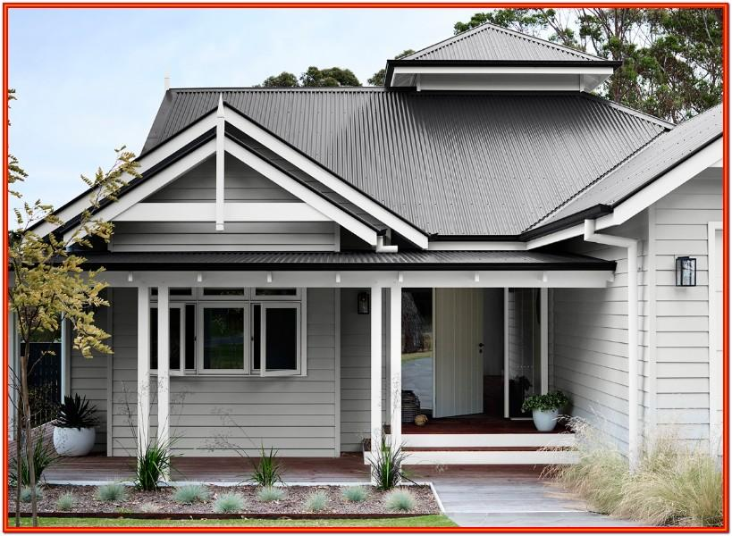 Popular Dulux Grey Exterior Paint
