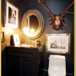 Powder Room Paint Ideas 2018