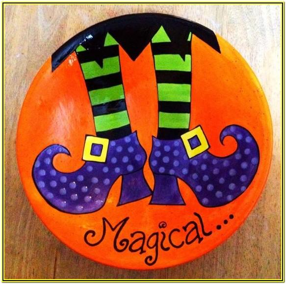 Rock Painting Ideas For Halloween