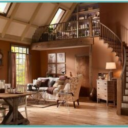 Rustic Style Painting Ideas