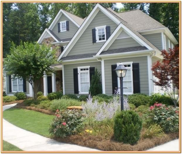 Sage Green Exterior Color Schemes