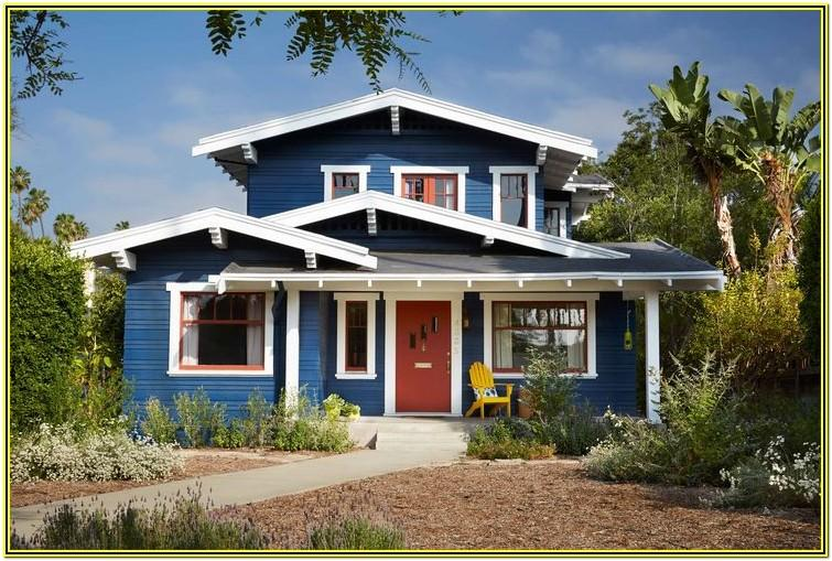 Sample Colors For Exterior House Paint