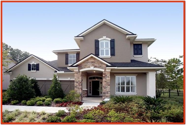 Sample Pictures Of Exterior House Paint Colors