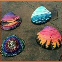 Seashell Painting Ideas