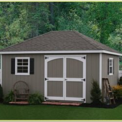 Shed Paint Color Ideas