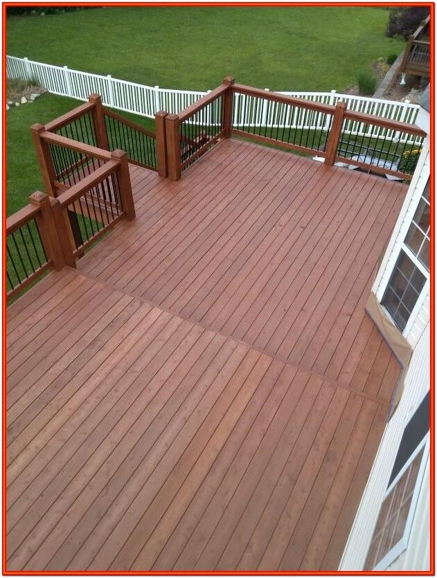 sherwin williams deck stain color samples