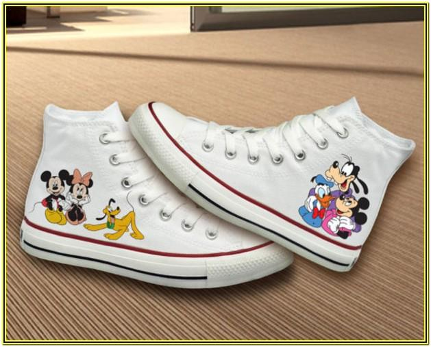 Shoe Painting Ideas Converse