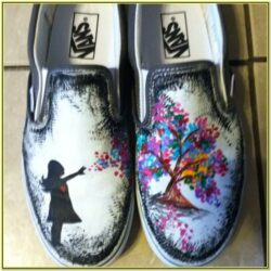 Shoe Painting Ideas Vans