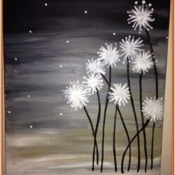 Simple Canvas Paintings Ideas