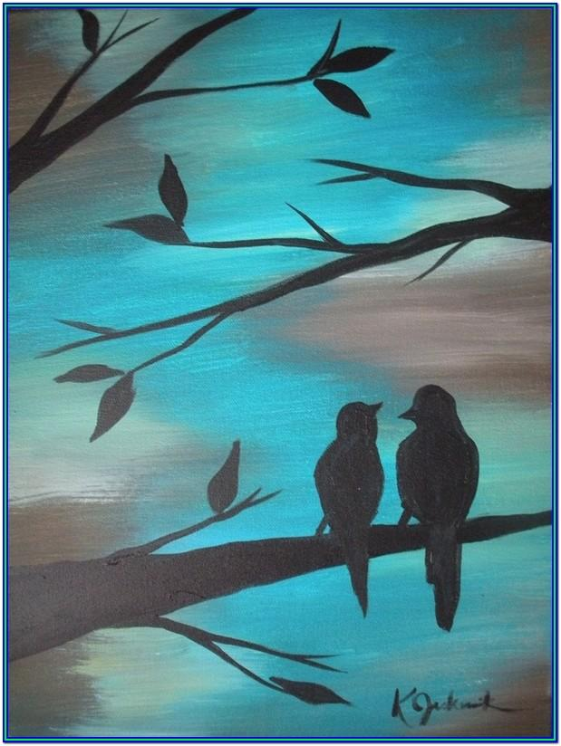 Simple Painting Ideas For Beginners