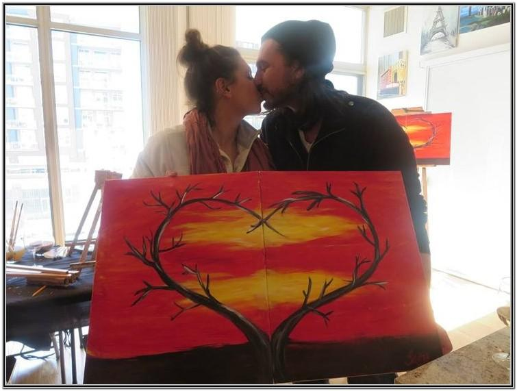 Sip And Paint Ideas For Couples
