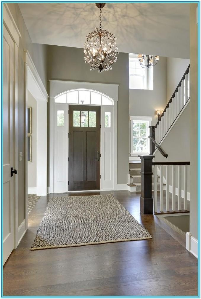 Small Entryway Paint Ideas