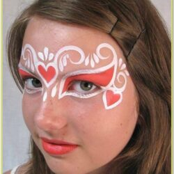Small Face Painting Ideas
