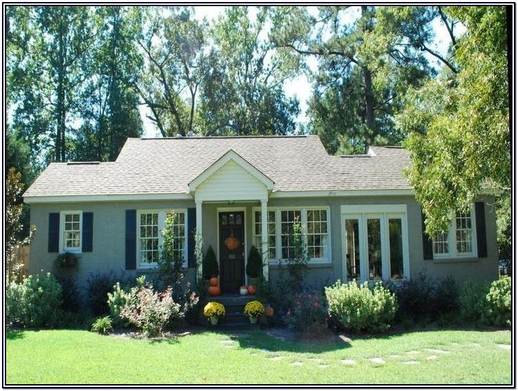 Small House Outside Paint Color Ideas