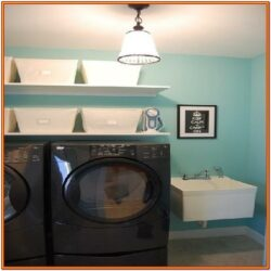Small Laundry Room Paint Ideas