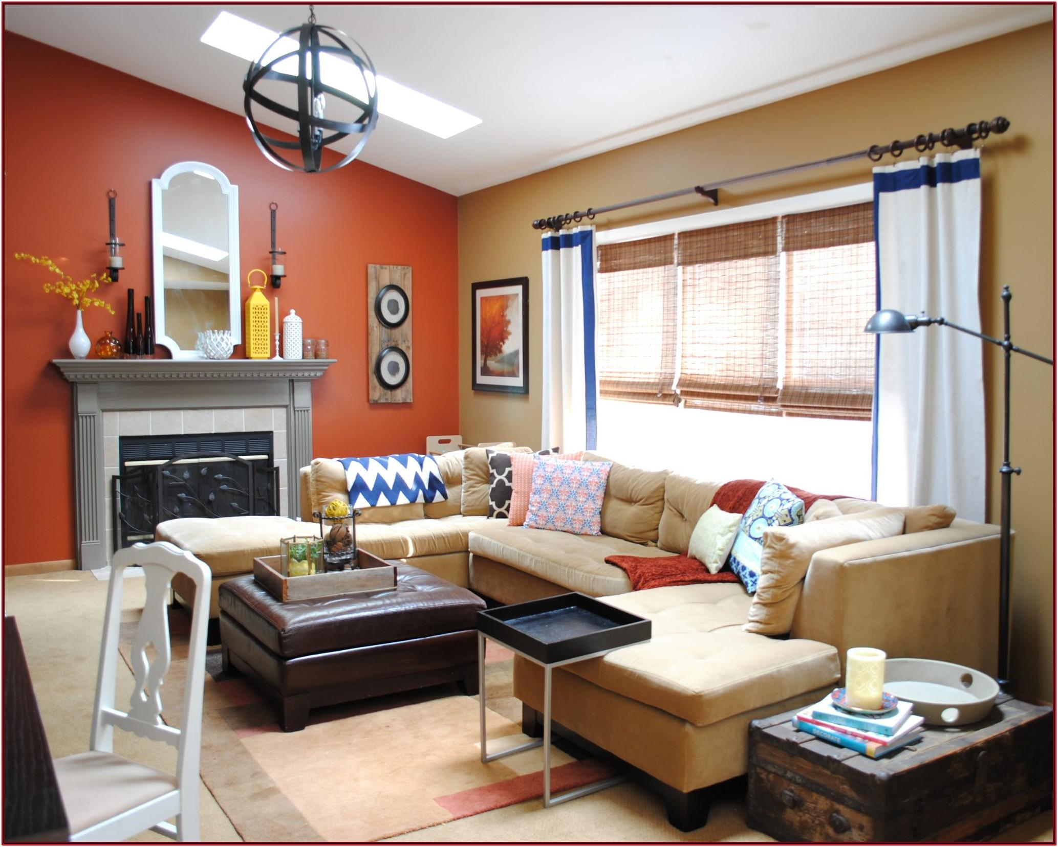 Small Living Room Paint Ideas 2018