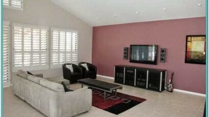 Small Living Room Wall Colour Ideas