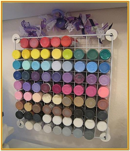 Spray Paint Craft Ideas