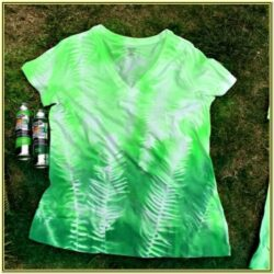Spray Paint Ideas For T Shirts