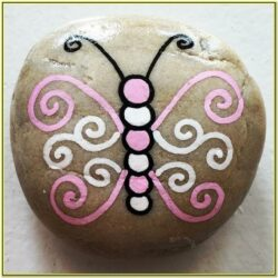 Stone Painting Ideas Easy