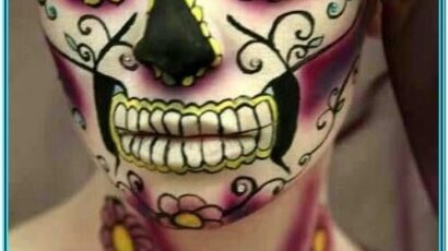Sugar Skull Painting Ideas