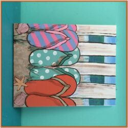 Summer Painting Ideas Easy
