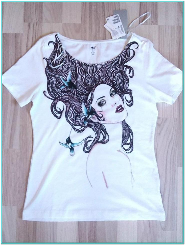 T Shirt Painting Ideas