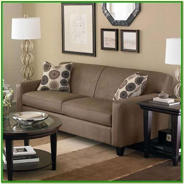 Tan Couch Living Room Decor