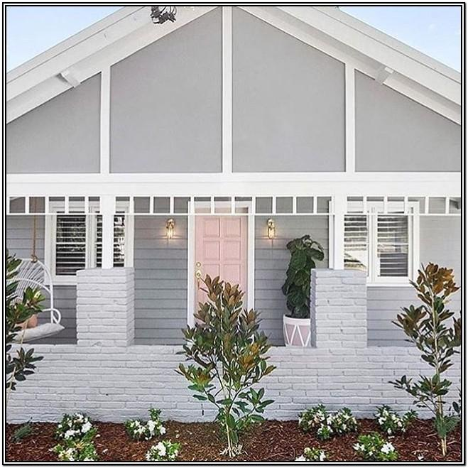 Taubmans Exterior Paint Colors
