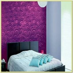 Textured Wall Paint Ideas For Bedroom