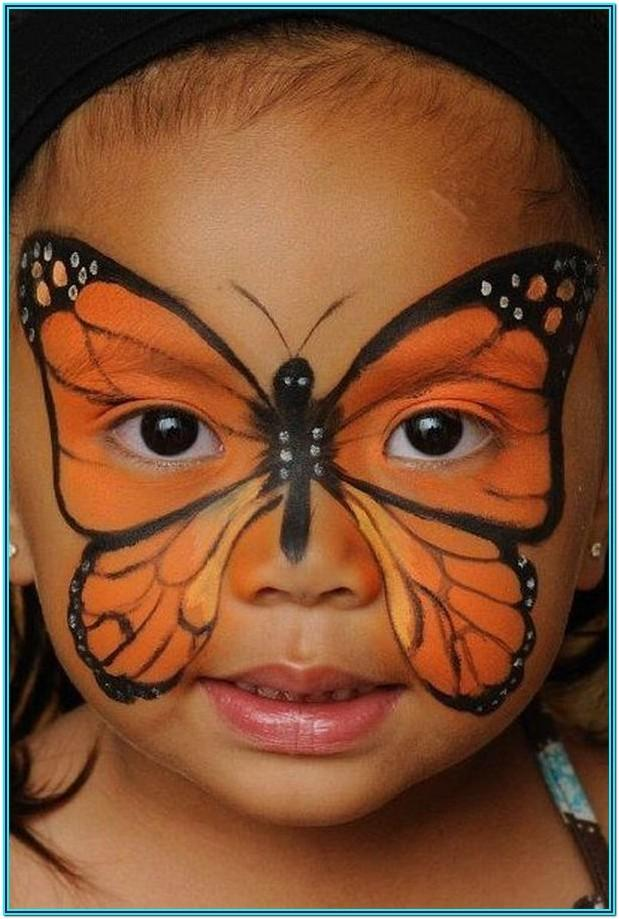 Thanksgiving Face Painting Ideas